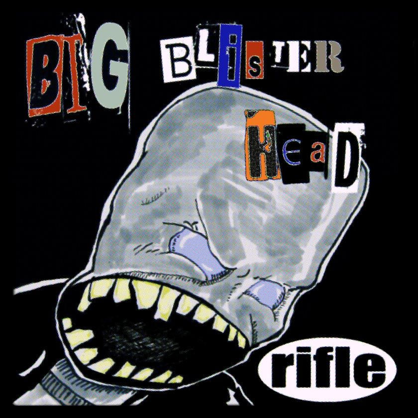 Big Blister Head front cover